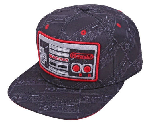 Retro Game Pad SnapBack Cap - TrippyKitty