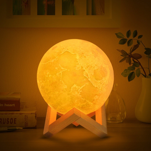 Moon Lamp Touch dimmer - TrippyKitty