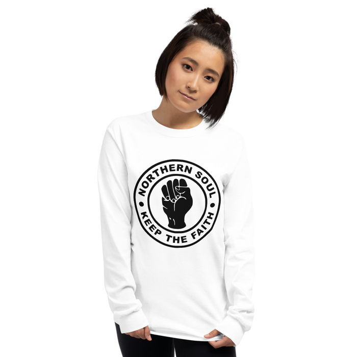 Northern Soul Long Sleeve Unisex