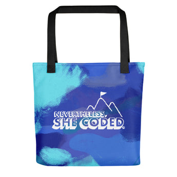 SheCoded Tote bag