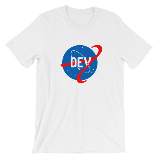 Space DEV Tee Unisex (Multiple Colors)