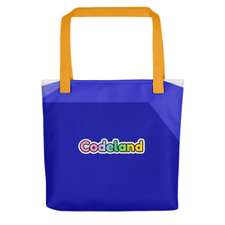CodeLand Tote bag