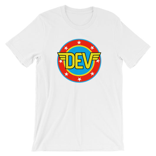 Wonder DEV Tee Unisex (Multiple Colors)