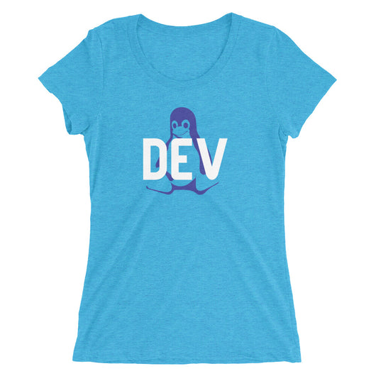 Linux DEV Women's Cut