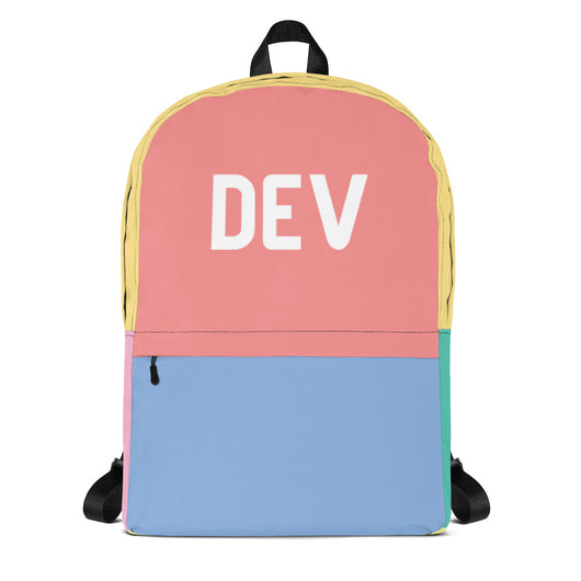 Rainbow DEV Backpack