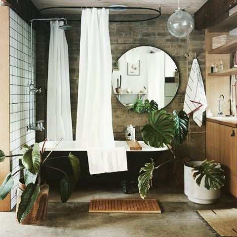 READY FOR A WARM, COZY BATH IN THIS BEAUTIFUL ZEN SPACE, THE PERFECT PAIR TO GO WITH OUR REPLENISHING #SALTSCRUB #VIOLETS #VIOLETSAREBLUE #INTERIORDESIGN #INTERIOR #SPA #ZEN #RELAX #SKINCARE #ORGANIC #NATURALBEAUTY #HOME #STYLE #DECOR #CULTURE #LIFESTYLE