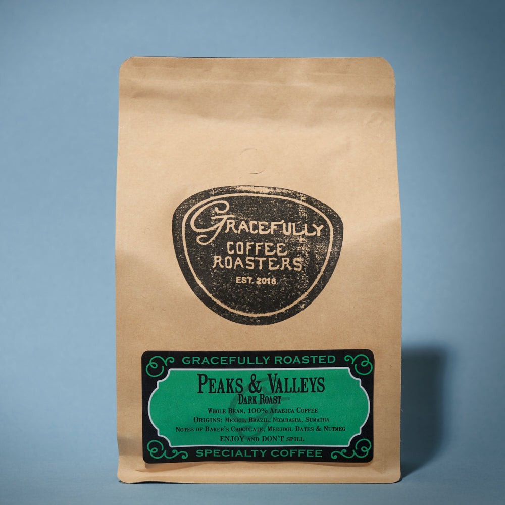 Peaks & Valleys- Dark Roast Blend