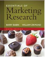 Essentials of Marketing Research 6th Edition