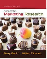 Exploring Marketing Research 11th Edition