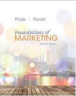 Foundations of Marketing 7th Edition