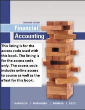 MyAccountingLab with Pearson eText for Financial Accounting (11th Edition)