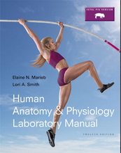 MasteringA&P with Pearson eText for Human Anatomy & Physiology Laboratory Manuals (12th Edition)