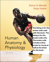 MasteringA&P with Pearson eText for Human Anatomy & Physiology (10th Edition)