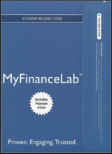 MyFinanceLab with Pearson eText for Corporate Finance 4th Edition
