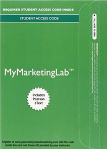 MyMarketingLab with Pearson eText for Integrated Advertising, Promotion, and Marketing Communications (7th Edition)