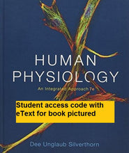 MasteringA&P with Pearson eText for Human Physiology: An Integrated Approach (7th Edition)