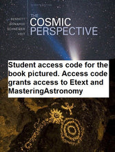 MODIFIED MasteringAstronomy with Pearson eText for The Cosmic Perspective (7th Edition)