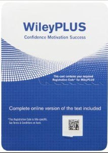 Intermediate Accounting, Sixteenth Edition WileyPLUS Card