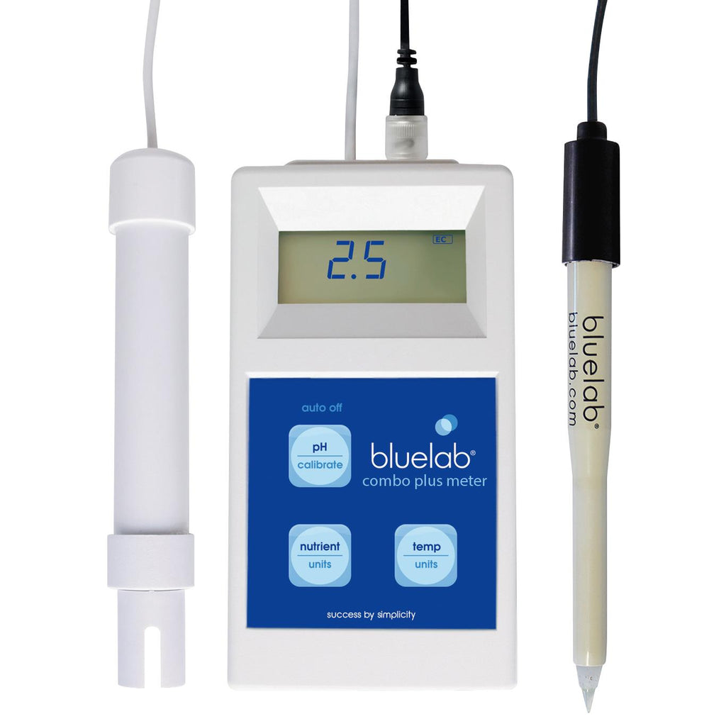Bluelab Combo Plus Meter - Probe Included