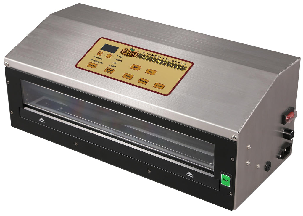 Harvest Keeper Vacuum Sealer Commercial Grade (2/Cs)