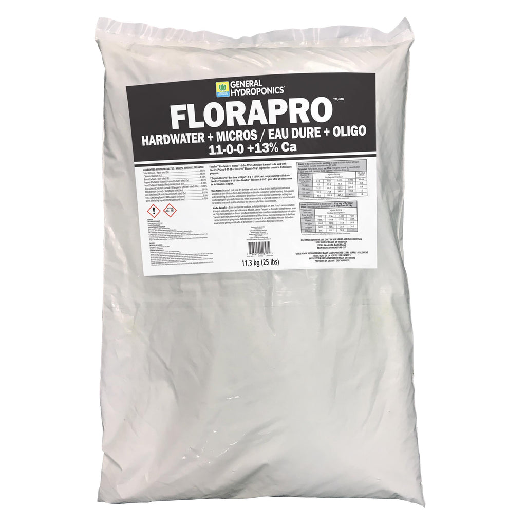 GH FloraPro Micro Hardwater 25 lb