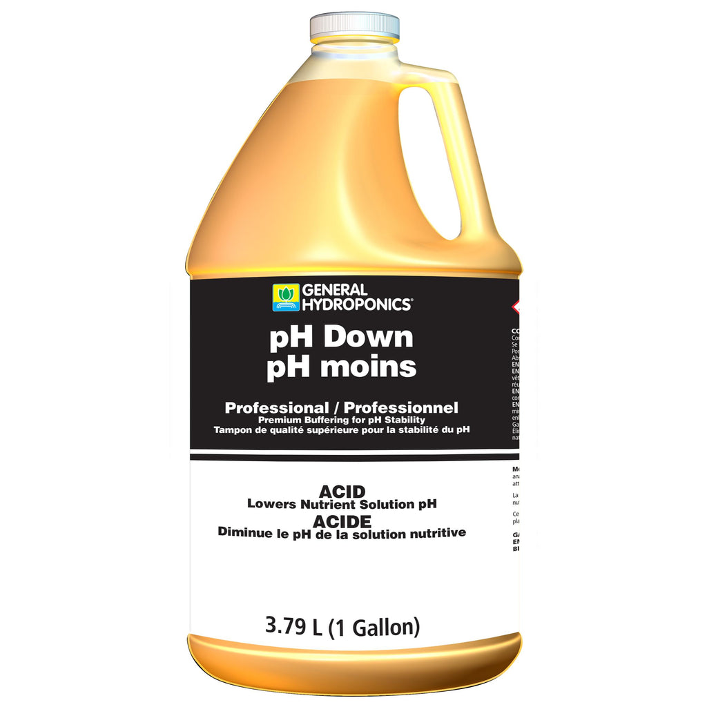 GH pH Down Pro 1 Gallon