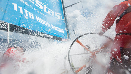 THE VOLVO OCEAN RACE STARTS TODAY