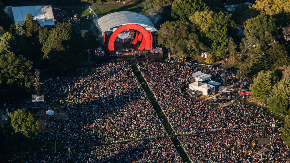 "WE ARE PART OF THE ""GLOBAL CITIZEN FESTIVAL: MANDELA 100"""
