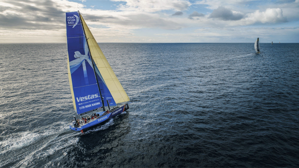 Volvo Ocean Race: Meet the sailing competition that is fighting against plastics in the oceans
