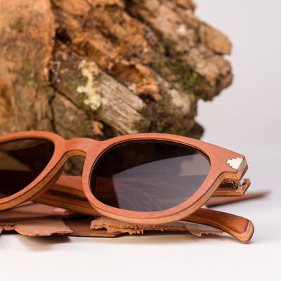 Karün Tara Sun Eyewear_Quality Wood Sunglasses made eco friendly_9