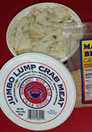 Blue Crab -Crab Meat