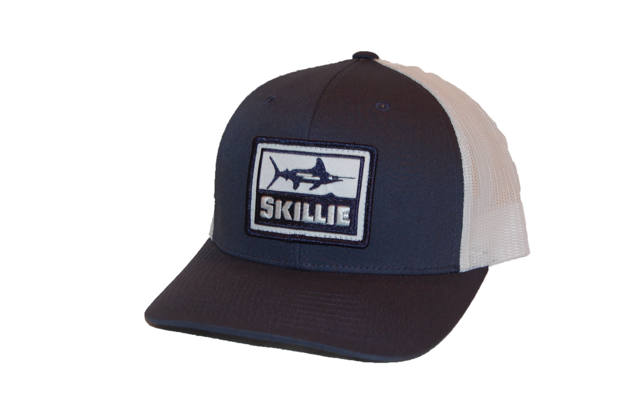 a90356ad83c34 Skillie Pre Curved Trucker Hat - ShopSkillie