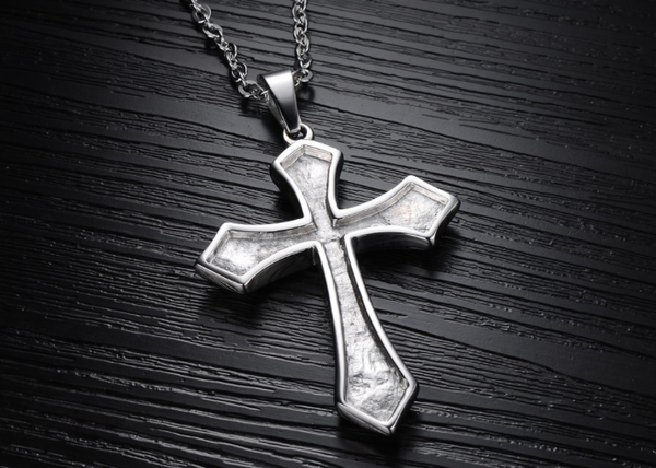 Classical Jesus Cross Necklace