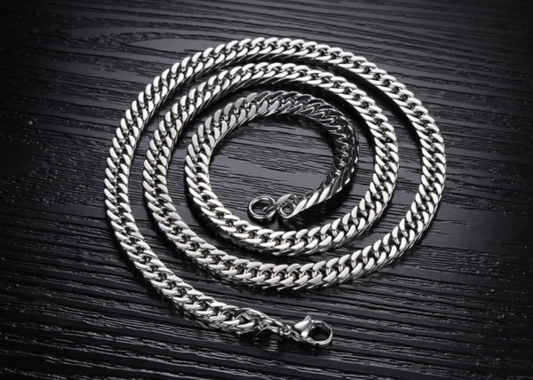 Classical Stainless Steel Necklaces