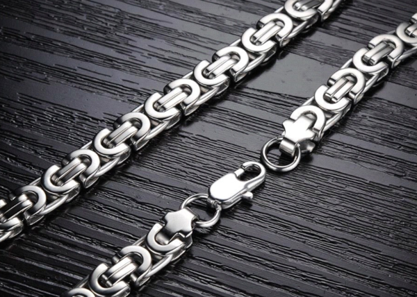 High Quality Rock Punk Style Necklace Chain