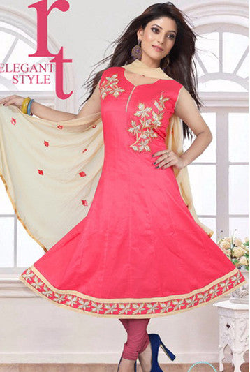 ANARKALI READYMADE STICHED DRESS-306