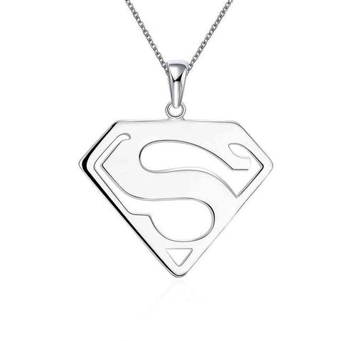 Silver plated women necklace