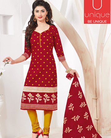 DELUXE PURE COTTON DRESS MATERIAL