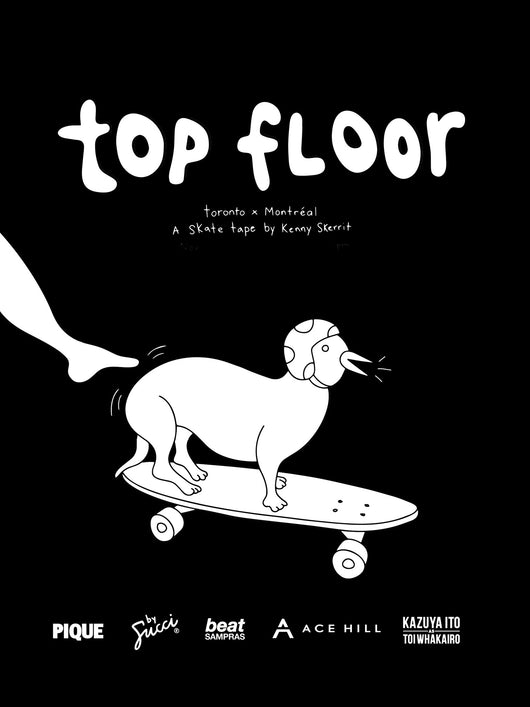 TOP FLOOR - Skate Tape