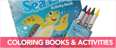 Coloring Books & Activities
