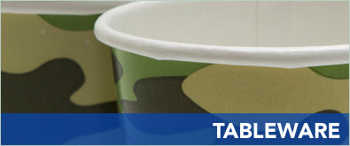 Camouflage - Tableware