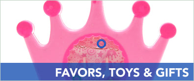 Favors, Toys & Gifts
