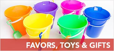 Beach - Favors, Toys & Gifts