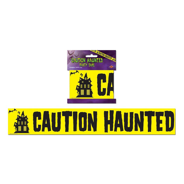 Haunted Caution Tape