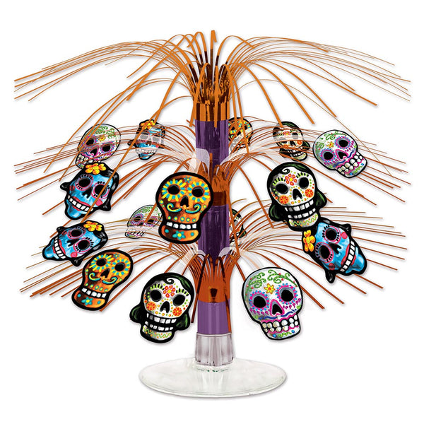 Small Day of the Dead Cascade Centerpiece