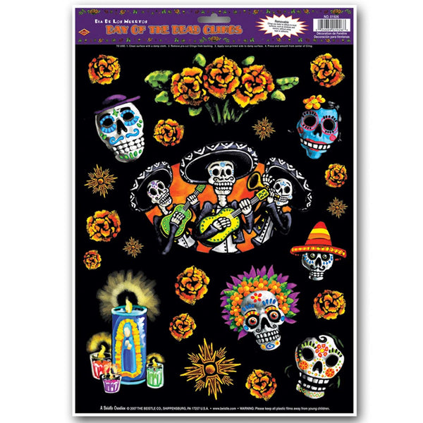 Day of the Dead Clings