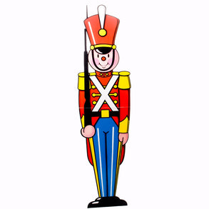 Toy Soldier Cutout