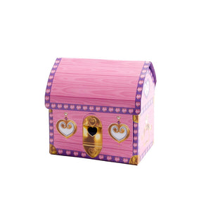"4"" Deluxe Princess Treasure Chests"