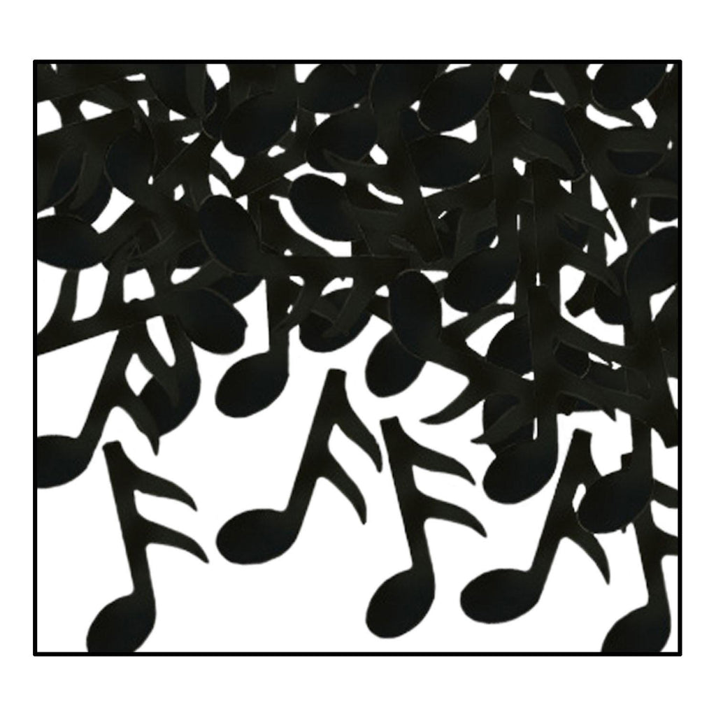 Musical Note Confetti