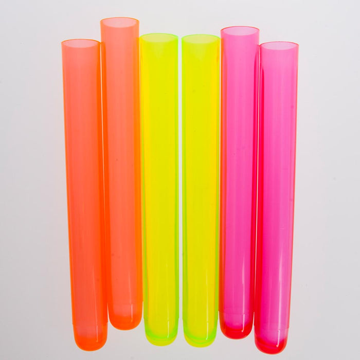 Neon 1 oz. Test Tube Shots